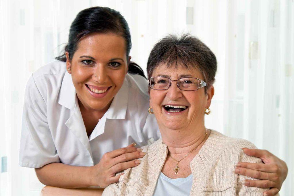 nursing home jobs at Nazareth House