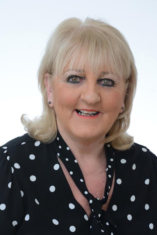 Patricia McMullen Director of Nursing Belfastng yr