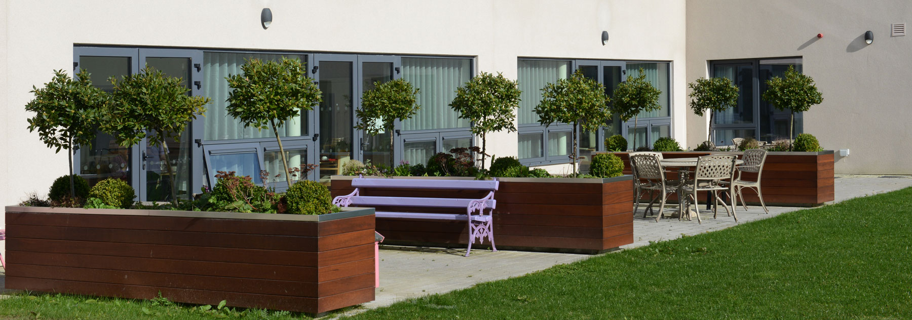External seating area Mallow