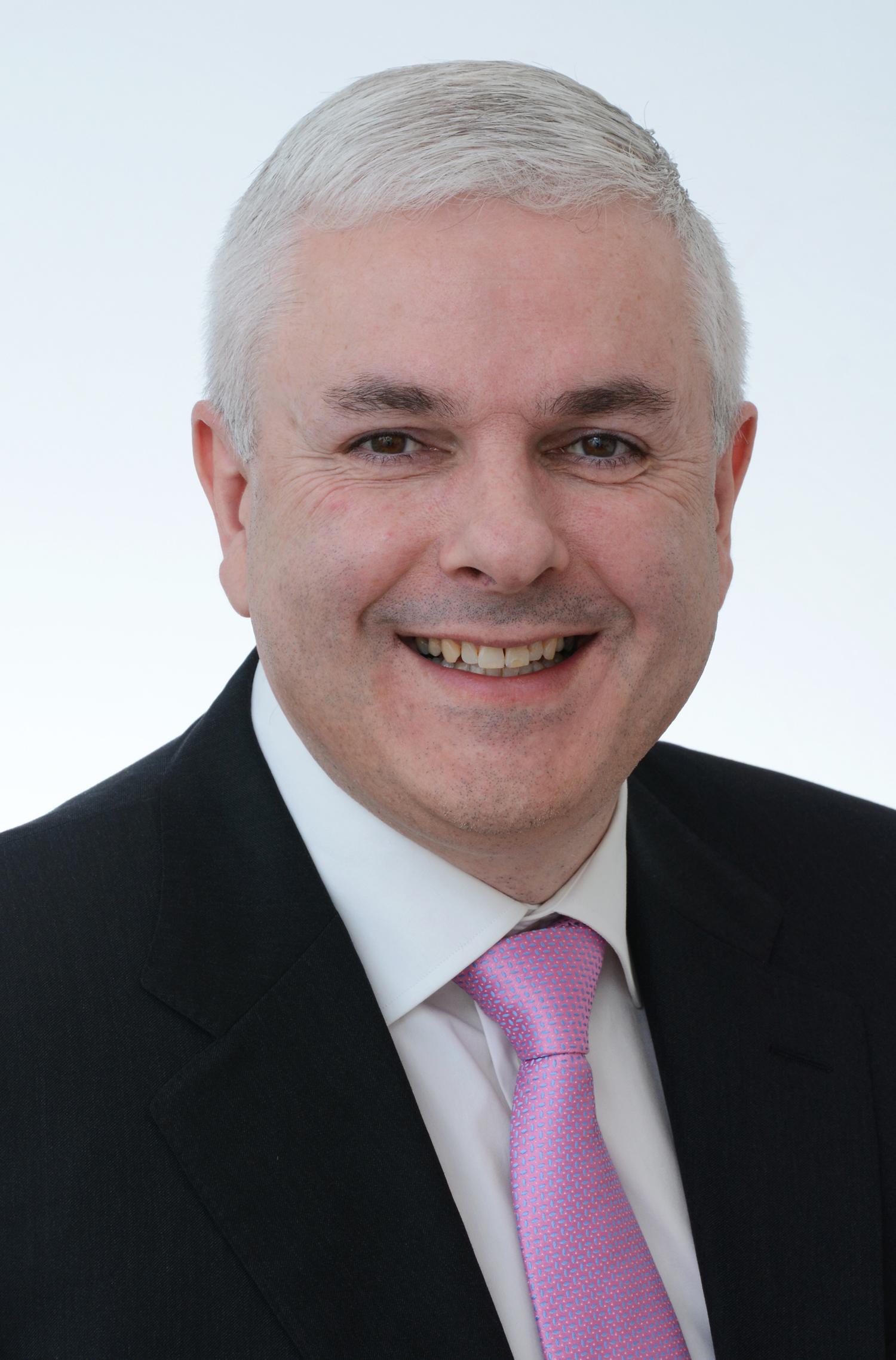 John Keaveney Chief Finance Officer