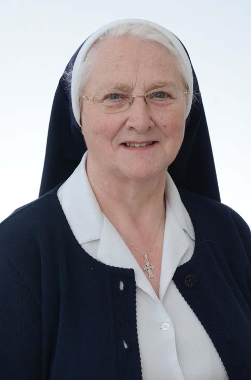 Sr Margaret Gibbons Sister Superior