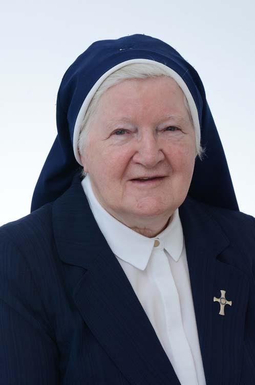 Sr Bridget Broderick Sister Superior