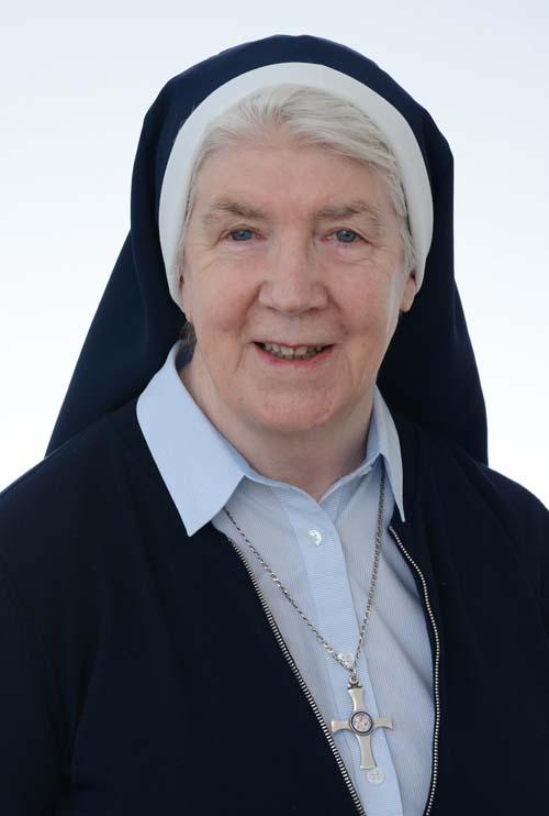 Sr Cornelia Walsh Sister Superior