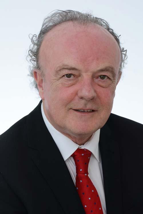 John O'Mahoney