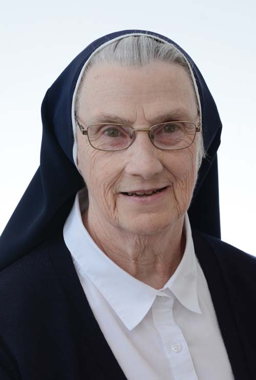 Sr Brigid Comerford Sister Superior